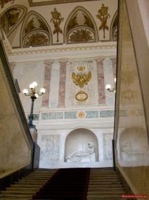 Paradetreppe des Michailowski- (Ingenieurs-) Schlosses