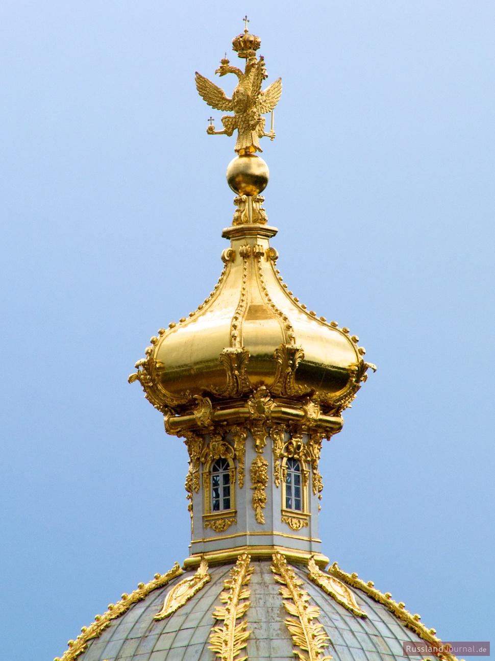 Pavillon Kuppel