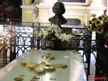 Grab des Zaren Peter I. den Großen