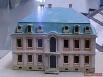 Model des Hauses für Adelige (1717)