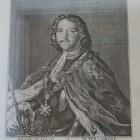 Portrait des Zaren Peter des Großen