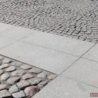 Gepflasterte Straßen der Peter-Paul-Festung