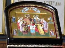 Im Jahr 2000 wurden Zar Nikolaus II., seine Frau und Kinder heilig gesprochen