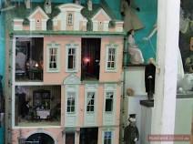 Typisches Mietshaus in St. Petersburg