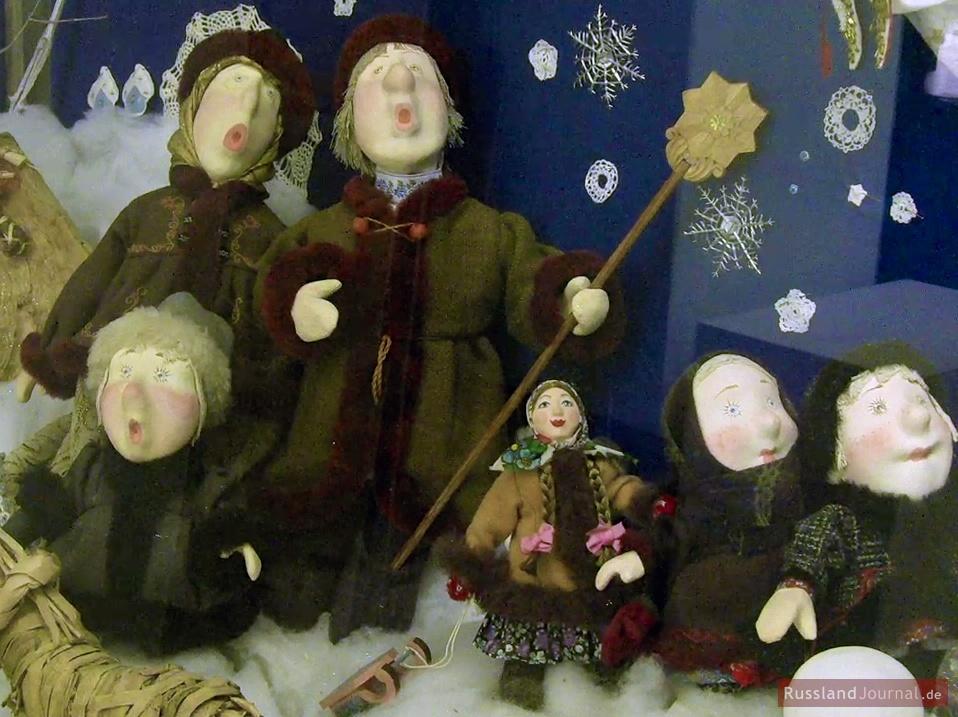 Weihnachen in Russland