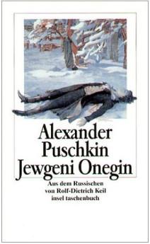 Jewgeni Onegin von Puschkin