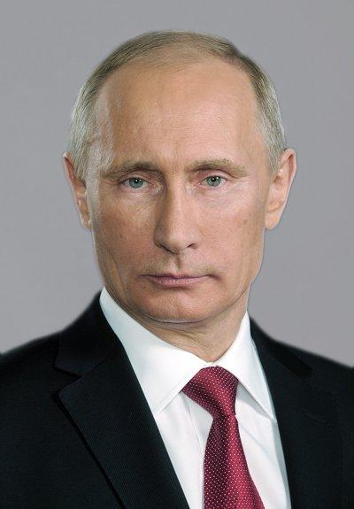 Wladimir Wladimirowitsch Putin, Präsident von Russland