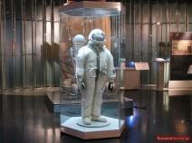 Raumanzug des Kosmonauten Alexej Leonow