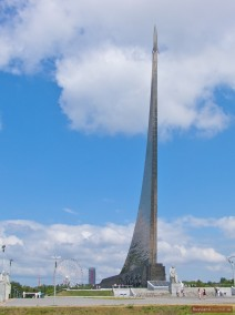 Raumfahrt-Museum in Moskau