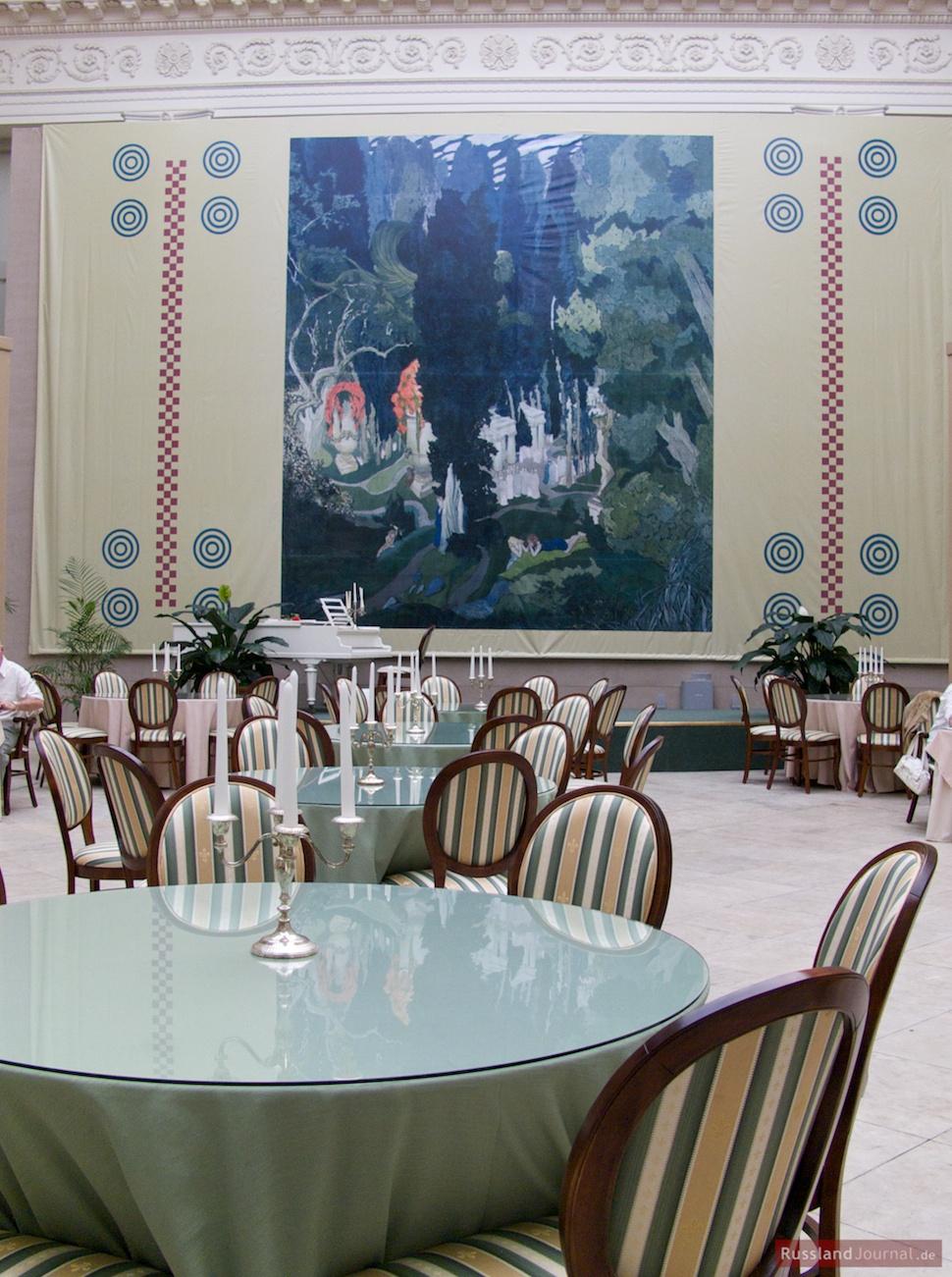 Restaurant im Russischen Museum