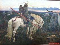 Ritter am Scheideweg