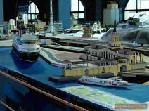Der Seehafen der Stadt Sotschi in Südrussland