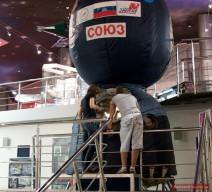 Module des Sojus-Raumschiff