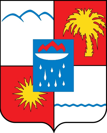 Wappen der Stadt Sotschi