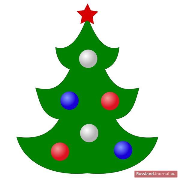 Frohe Weihnachten Und Ein Gutes Neues Jahr Russisch.Frohes Neues Jahr Auf Russisch Russlandjournal De