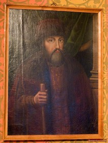Tichon Streschnjow, erster Bürgermeister von Moskau