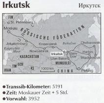 Transsib Irkutsk