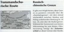 Transsib Transmandschurische Route