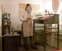 Wissenschaftler Mendelejew