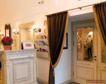 Eingang in das Museum des russischen Wodkas