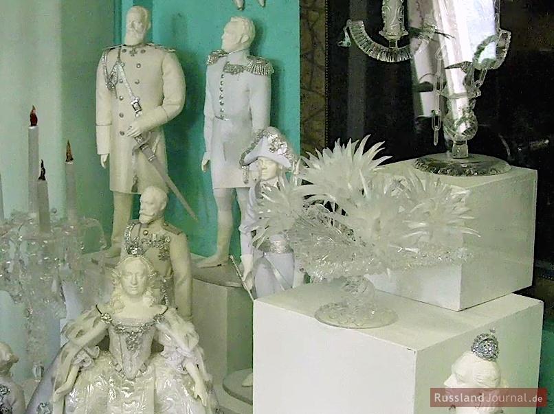 Russische Zarenfamilie Romanow