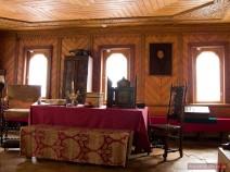 Das Zimmer der Hausherrin