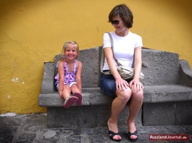 Mit Kindern Russisch sprechen
