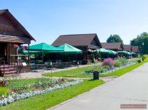 Cafes und Läden in Kolomenskoje