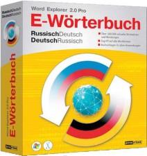 E-Wörterbuch Russisch/Deutsch Word Explorer 2.0 Pro