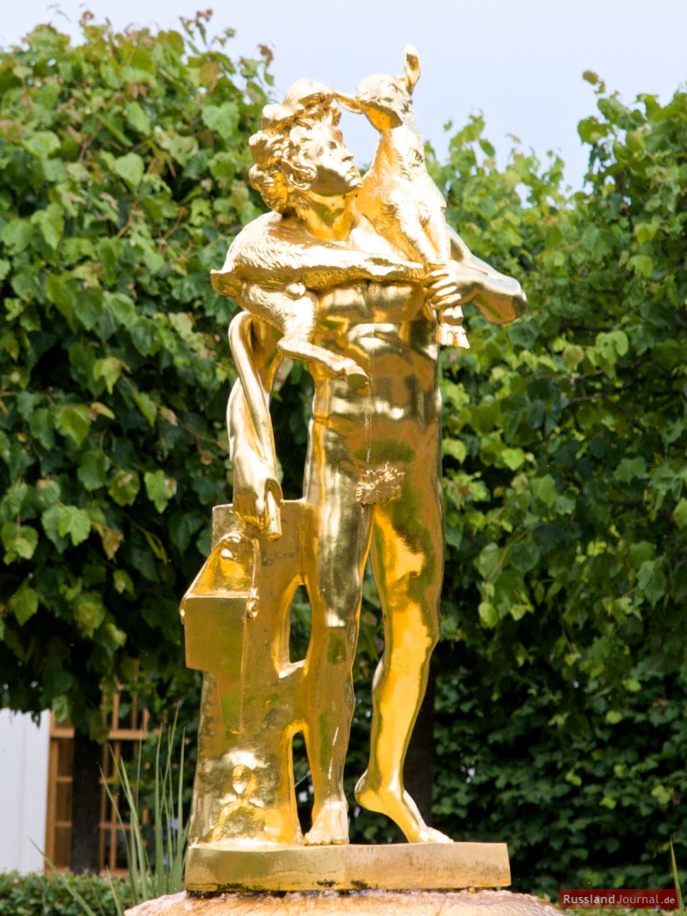 Faunus-Fontäne