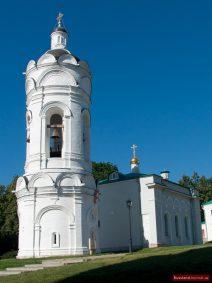 Glockenturm der Kirche des Heiligen Georg in Kolomenskoje