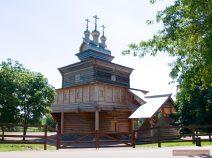 Kirche des Heiligen und Siegreichen Großmärtyrers Georg in Kolomenskoje