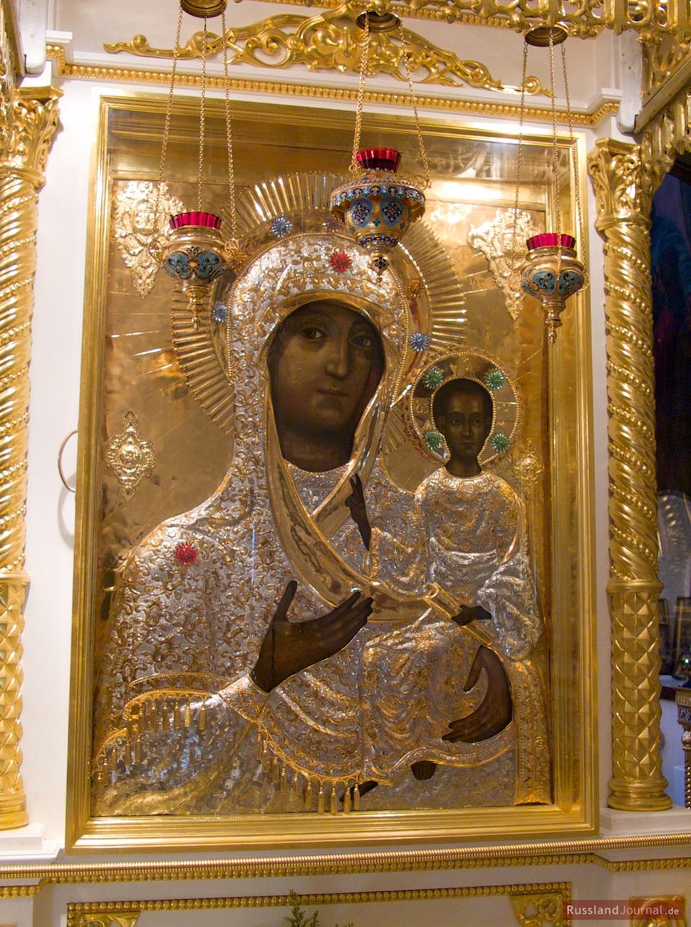 Ikone der Gottesmutter von Kasan, Kolomenskoje