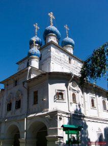 Kirche der Gottesmutter von Kasan in Kolomenskoje