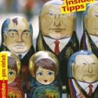Marco Polo Russisch Sprachführer mit Insider-Tipps