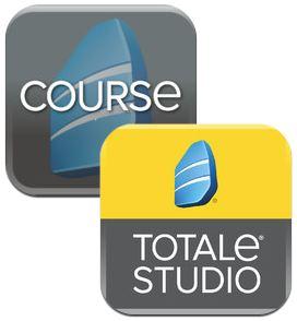 App-Icons: Rosetta Course und Rosetta TOTALe Studio
