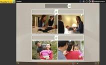 Gehörte Antwort einem der vier Bilder zuordnen, eine Hörverständnis-Übung bei Rosetta Stone Russisch TOTALe