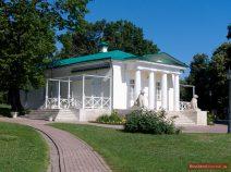 Schlosspavillon in Kolomenskoje