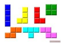 Tetris Steine