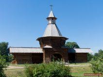Torturm des Nikolo-Korelskij Klosters in Kolomenskoje