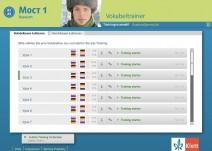 Vokabelboxen Lektionen auf der CD-ROM zum MOCT 1 Vokabeltrainer Russisch