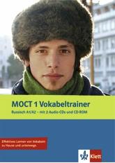 MOCT 1 Vokabeltrainer Russisch A1/ A2 mit 2 Audio-Cds und CD-ROM