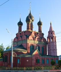 Jaroslawl Epiphanias Kirche