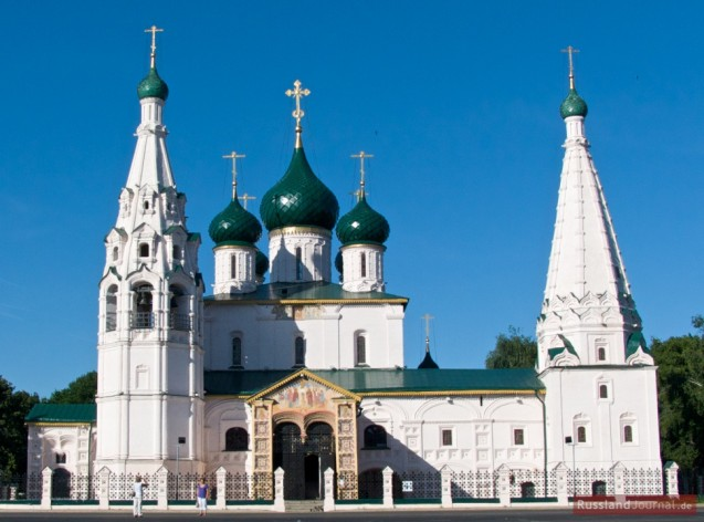 Jaroslawl Prophet Elias Kirche