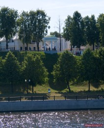 Jaroslawl Wolga Ufer