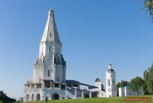 Kolomenskoje Christi-Himmelfahrts-Kirche