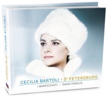 Limited Deluxe Edition des Albums St. Petersburg von Cecilia Bartoli