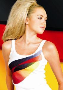 Plakat Eurovision-2009 Miss World als Deutschland