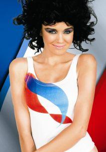 Plakat Eurovision-2009 Miss World als Frankreich