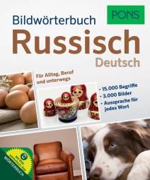 PONS Bildwoerterbuch Russisch Deutsch